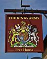 Kidlington KingsArms sign.jpg