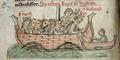 KingHenryIII&QueenEleanor ReturnFromGascony MatthewParis ChronicaMajora.png