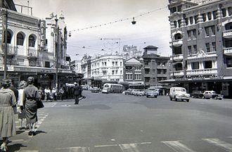Kings Cross, New South Wales - Kings Cross circa 1960.