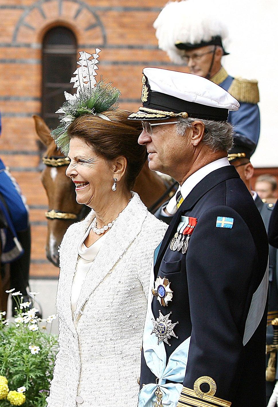 Kings of Sweden