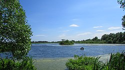 Kiovo lake. Last day of spring. May 2014. - Озеро Киово. Последний день весны. Май 2014. - panoramio.jpg