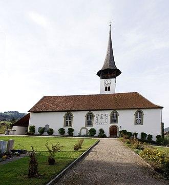 Kirchenthurnen - Image: Kirche Kirchenthurnen