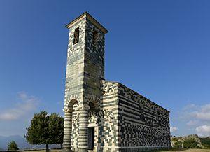 Murato, Haute-Corse - San Michele church