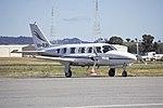 Kirkhope Aviation (VH-RUH) Piper PA-31-350 Navajo Chieftain at Wagga Wagga Airport.jpg
