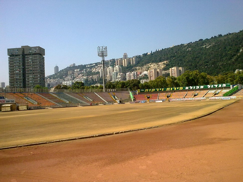 Kiryat Eliezer Stadium07