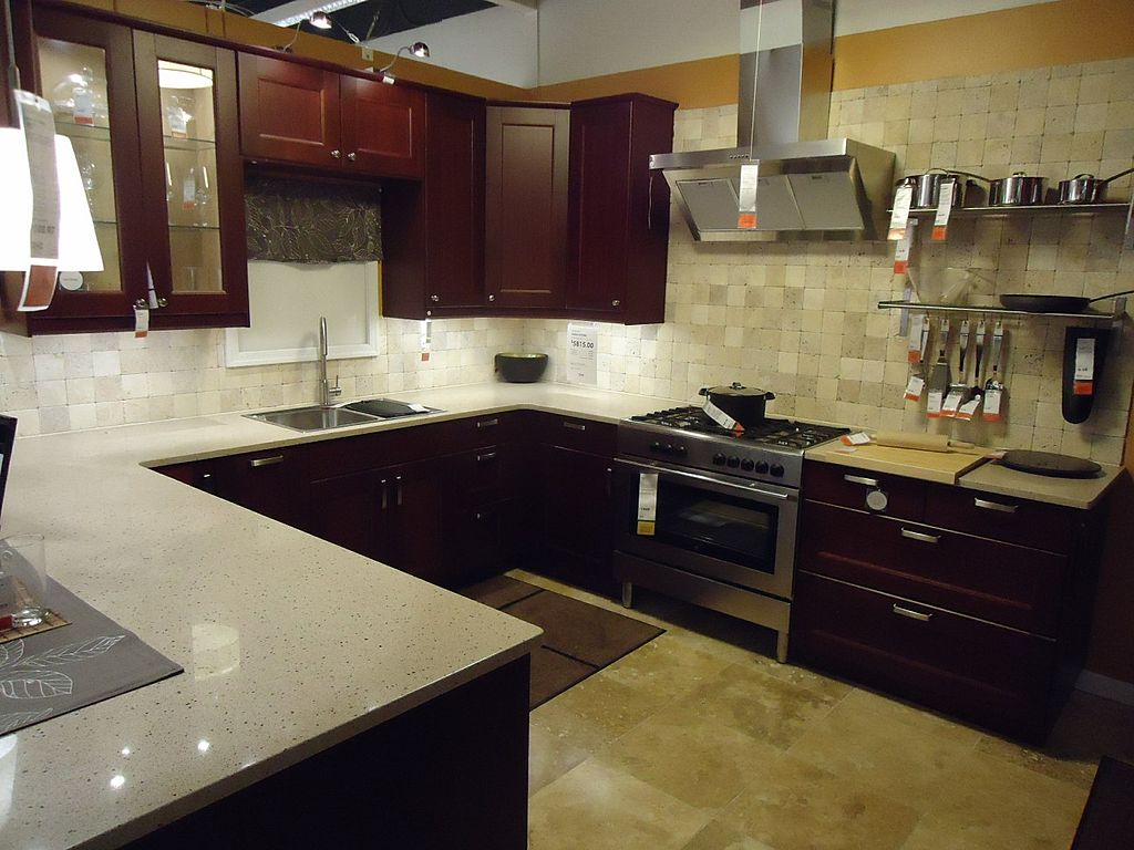 File:Kitchen Design At A Store In NJ 3