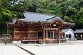Kiyoshikojin Ten-do 201608.jpg