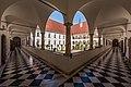 Klagenfurt Stift Viktring Arkadenhof 08062015 4613.jpg