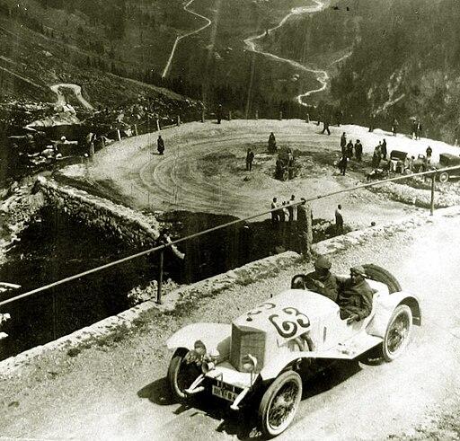 Klausenrennen 1923 Steiger-Sport