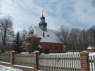 Klettwitz - Image: Klettwitz kathkirche