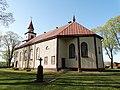 Klovainiai, bažnyčios apsidė.JPG