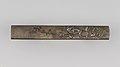 Knife Handle (Kozuka) MET LC-43 120 429-001.jpg