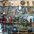 Knochenmühle (Mühlhofe) Museum Haushaltsgeräte 02.jpg