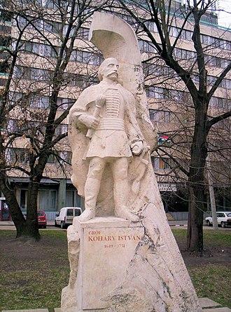 István Koháry - Image: Koháry István Kecskemét