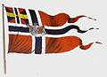 Kongeflagg Marinemuseet.jpg