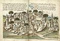 Konrad von Grünenberg - Beschreibung der Reise von Konstanz nach Jerusalem - Blatt 31v-32r.jpg