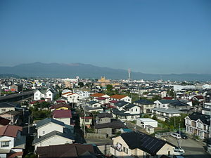 Fukushima Prefecture - Kōriyama (October 2010)