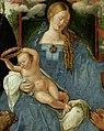 Kopie von Duerers Rosenkranzfest 1606 bis 1612 - Madonna und Kind.jpg