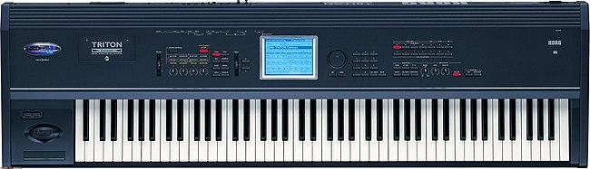 Синтезатор корг тритон видео фото 295-441