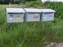 Hausbriefkasten Wikipedia