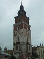 Krakow tower.JPG