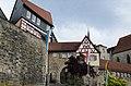 Kronach, Stadtbefestigung, Bamberger Tor, 002.jpg