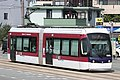 Kumamoto City Tram 0802 2015.jpg