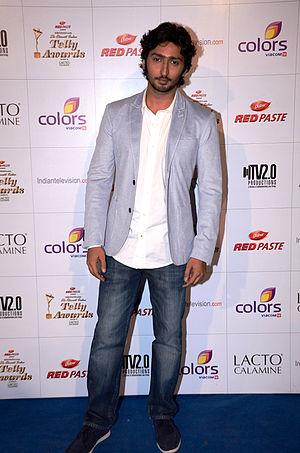 Kunal Karan Kapoor - Image: Kunal karan kapoor colors indian telly awards