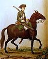 Kurhannoversches Freytagsches Jäger-Corps Gmundener Prachtwerk.JPG