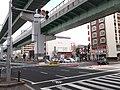 Kurokawa-hondori 3 crossing 20130903.JPG