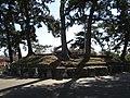 Kuwana castle Tatsumi yagura ruin.JPG