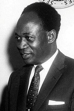 Kwame nkrumah (jfkwhp ar6409 a)