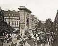 Léon & Lévy, Boulevard et porte Saint-Denis, c. 1889 01.jpg