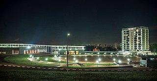 Lilongwe Capital of Malawi