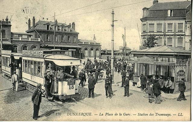 tramway de dunkerque wikiwand - Morelle Mariage Henin Beaumont