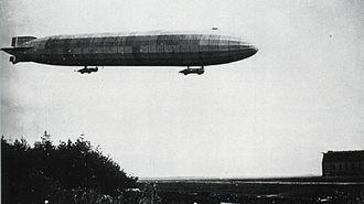Zeppelin P Class - Q-class (lengthened P class) LZ 66