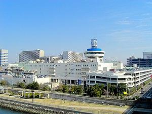 Funabashi, Chiba - LaLaPort shopping mall in Funabashi