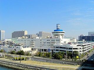 Core city in Kantō, Japan