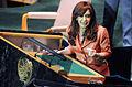 La Presidenta expone en la 64° Asamblea General de la ONU.jpg
