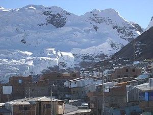 La Rinconada, Puno Region, Peru, Que población se encuentra a mayor altitud