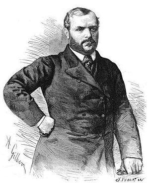 Henri, prince de La Tour d'Auvergne - Henri, prince de La Tour d'Auvergne (1869)