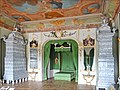 La chambre du Duc de Courlande (Palais de Rundale) (7656392686).jpg