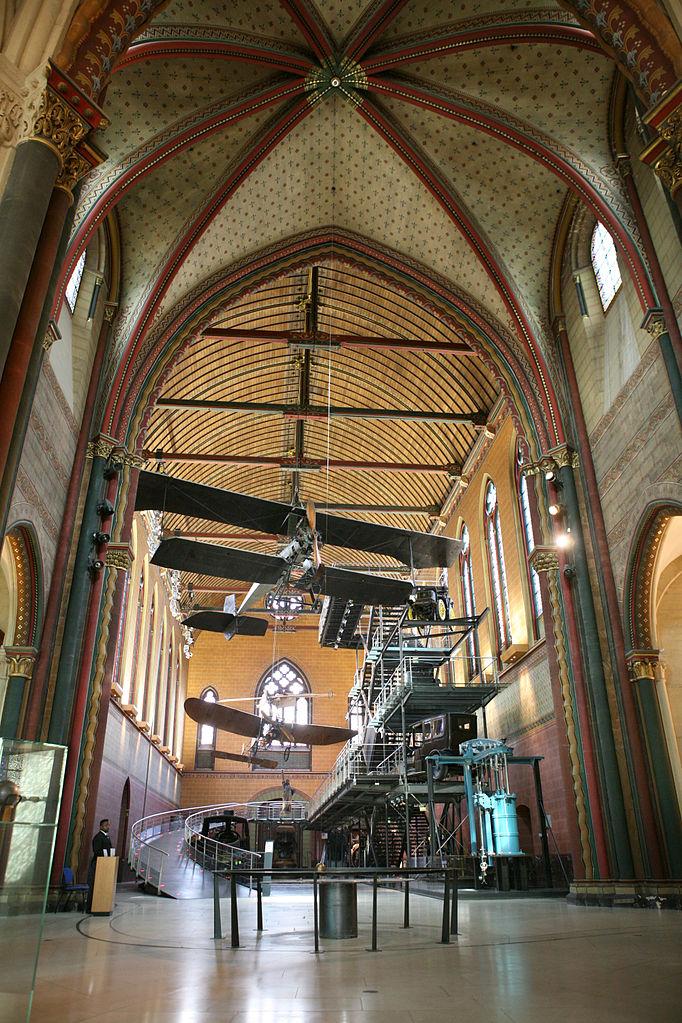 File la chapelle du mus e des arts et m - Maison arts et metiers ...