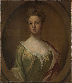 Charles Berkeley, 2nd Earl of Berkeley - Lady Mary Berkeley