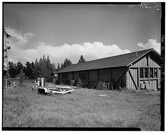 Lake Fish Hatchery Historic District - Image: Lake Fish Hatchery Historic Building 01