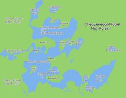 Lake Namakagon Wikipedia