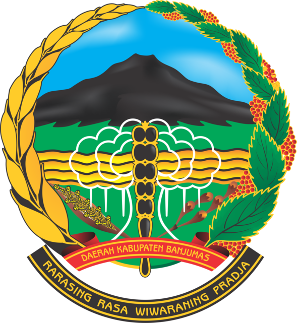 arti lambang, lambang Kabupaten Banyumas, logo Kabupaten, gambar lambang, arti lambang Kabupaten Banyumas, logo-logo, logos, membuat logo, daftar Kabupaten, Kabupaten di Indonesia