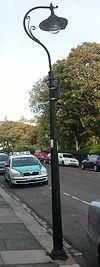 Lanterna kolono ĉe 5 Sussex Square, Kemp Town, Brajtono (IoE Code 481315).jpg