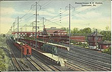 Lancaster Station Pennsylvania Wikipedia