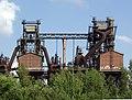 Landschaftspark Duisburg-Nord - Hochoefen 1 und 2 vom Sinterplatz.jpg